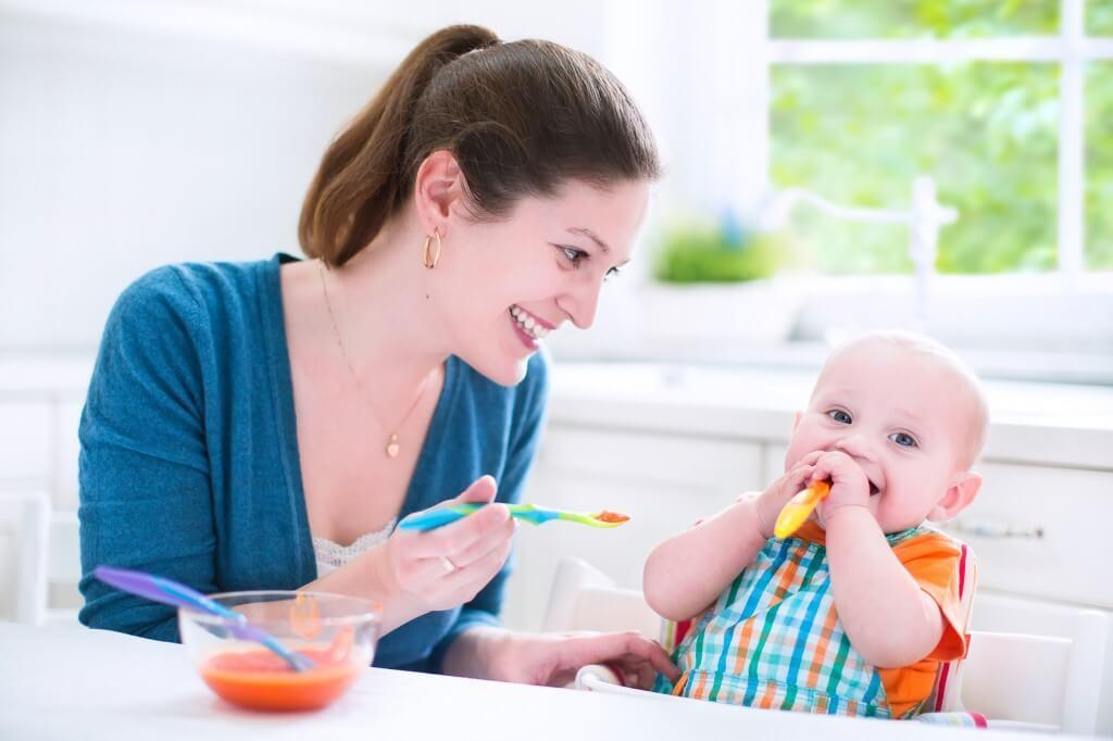 İlk 24 Ayda Bebek Beslenmesi