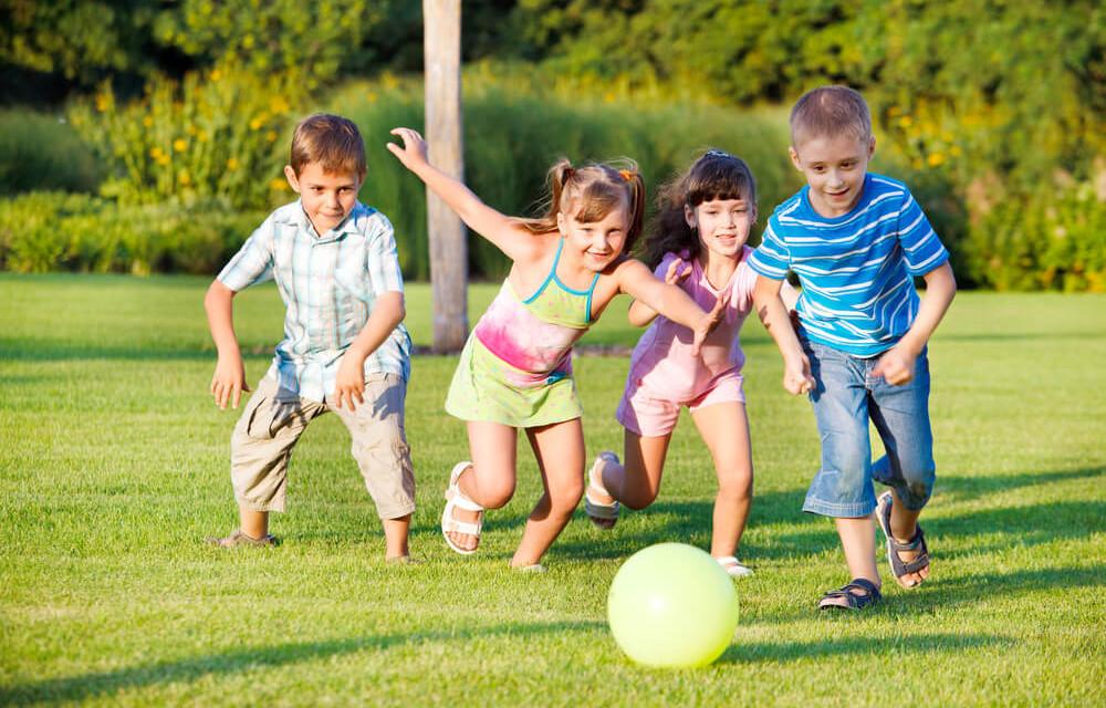 Dışarıda Oynanan Oyunların Çocuklar Üstünde 5 Faydalı Etkisi