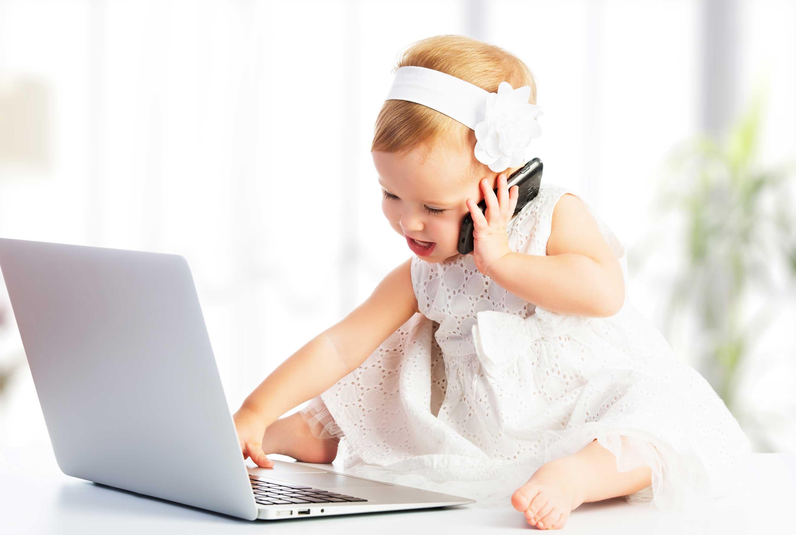 Çocuklarınız Teknoloji Bağımlısı Olmasın