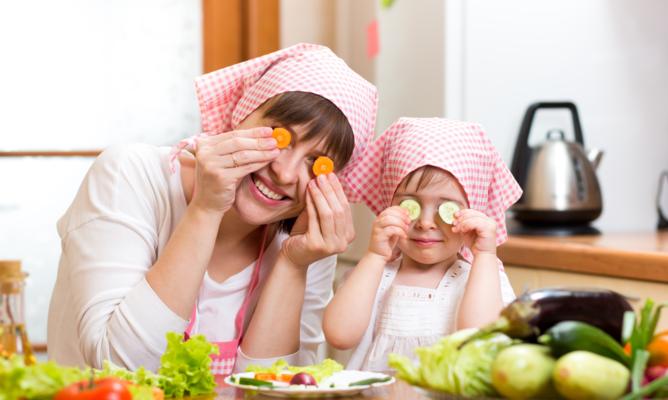 Çocuklarda Yaz Aylarında Sağlıklı Beslenme