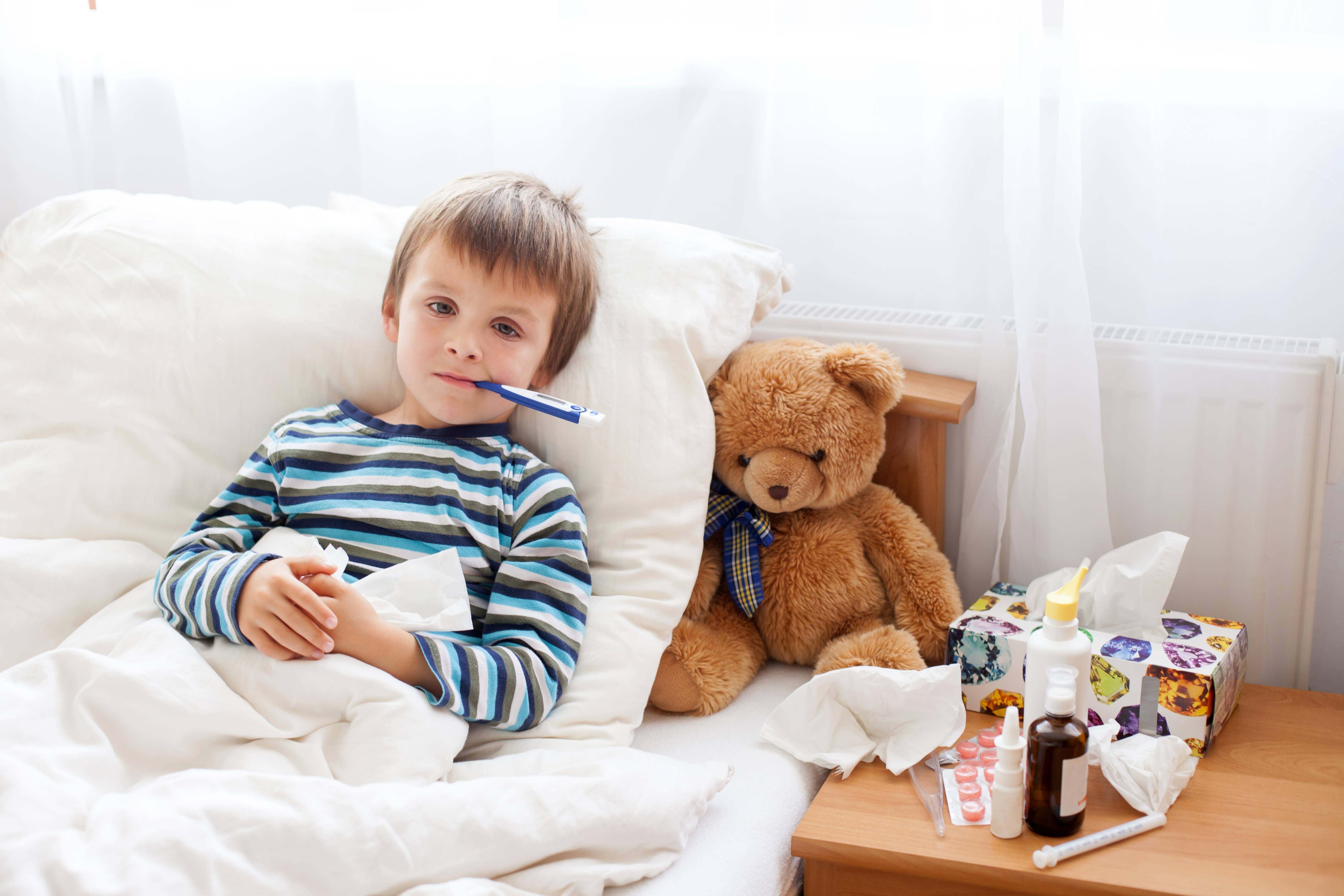 Burnu Tıkalı Bebeğinizin Nefes Almasına Yardımcı Olmanın 8 Yolu