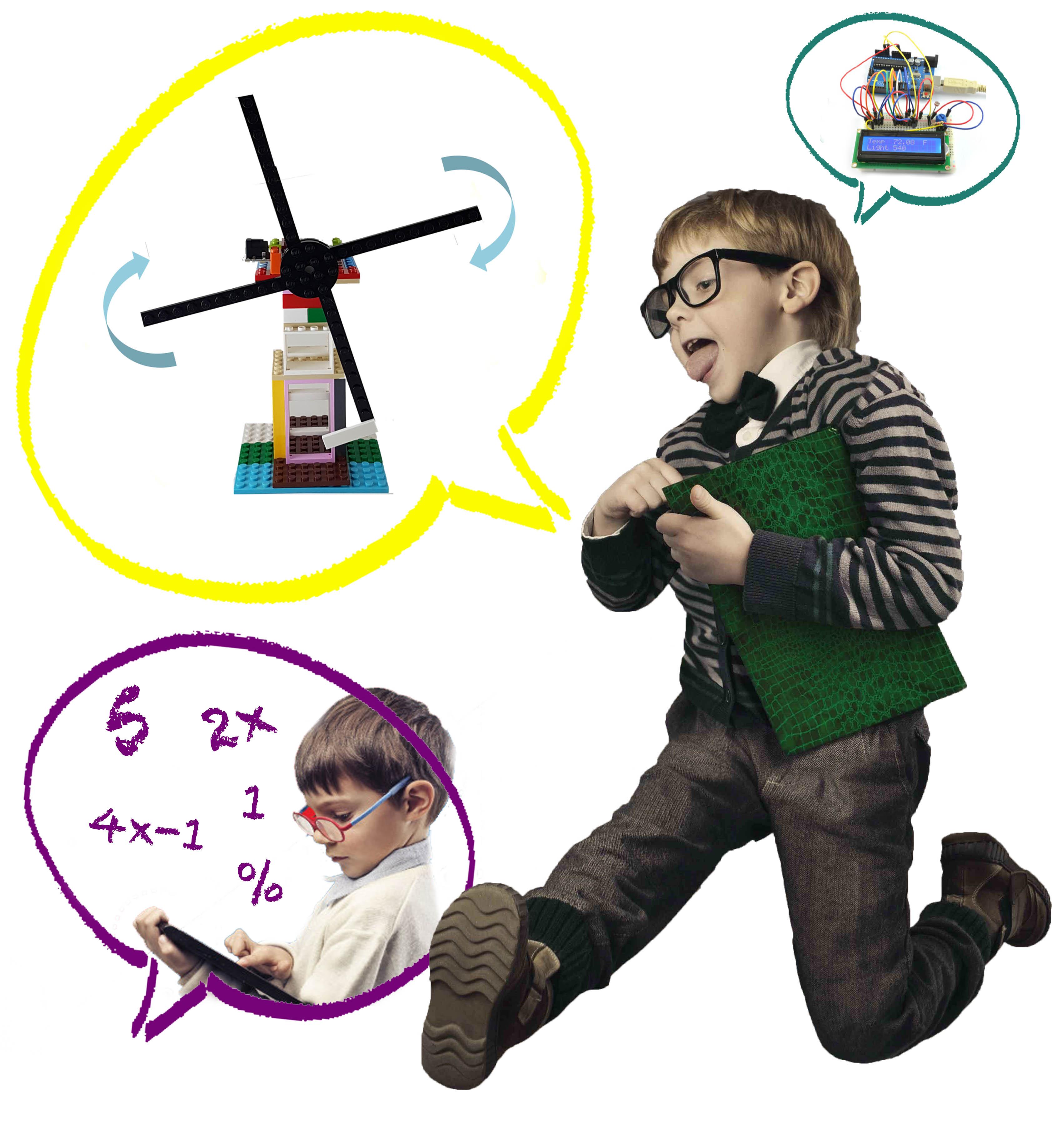 Çocuklar Yazılım Dünyası ile Tanışıyor