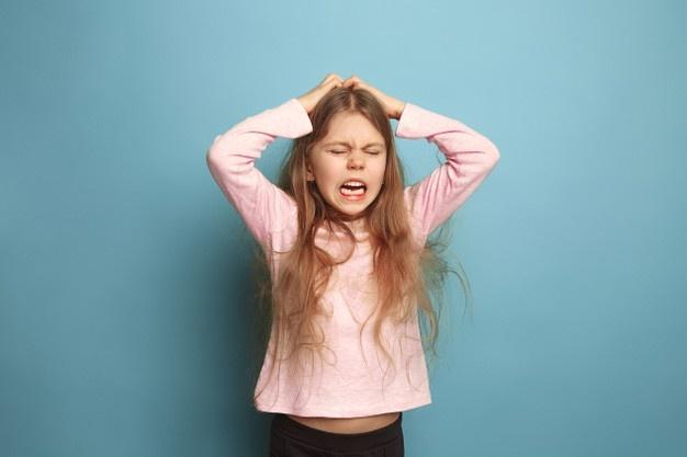 çocuklarda öfke kontrolü